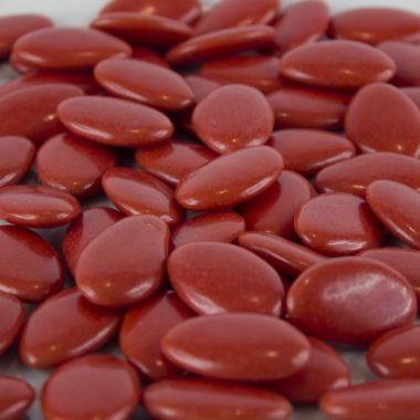 Dragées Chocolat 54% Rouge