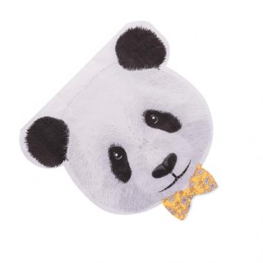 16 Serviettes Panda