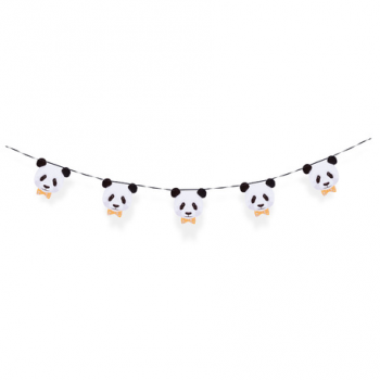 Guirlande Panda