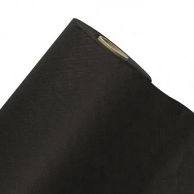 Nappe Noire en papier 1,20 m x 10 m