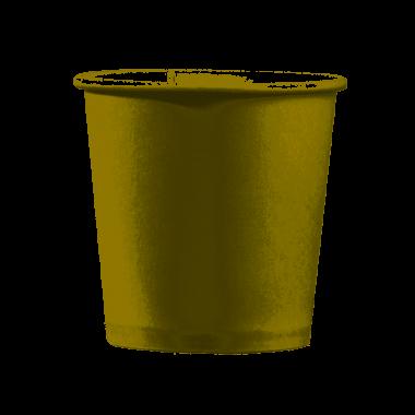 50 Gobelets carton Blanc 12 cl PEFC