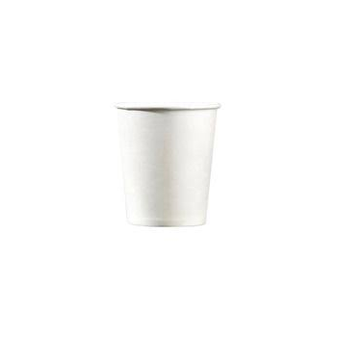 50 Gobelets carton Blanc 20 cl PEFC