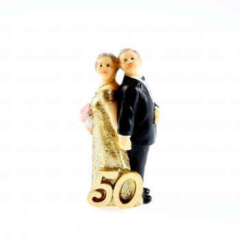 Couple Noces d'Or
