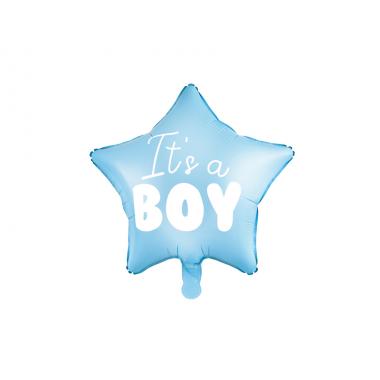 Ballon Bleu It's a Boy