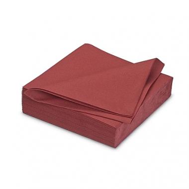 Serviette intissée Chocolat (x 25)