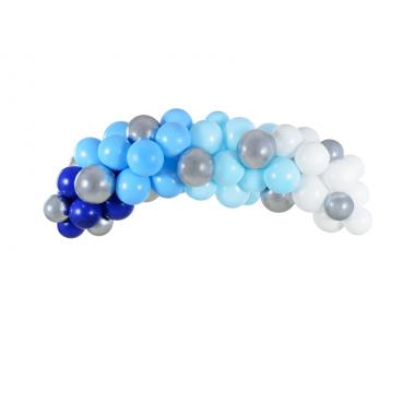 Guirlande de Ballon Bleu