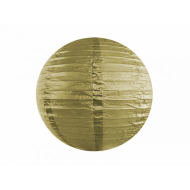 Boule Japonaise Blanche 35 cm